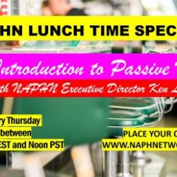 NAPHN Lunch Time Special: Introduction to Passive House