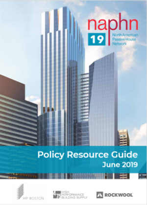 Passive House Policy Resource Guide