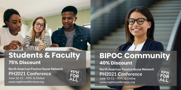 BIPOC, Student & Faculty Conference Discounts