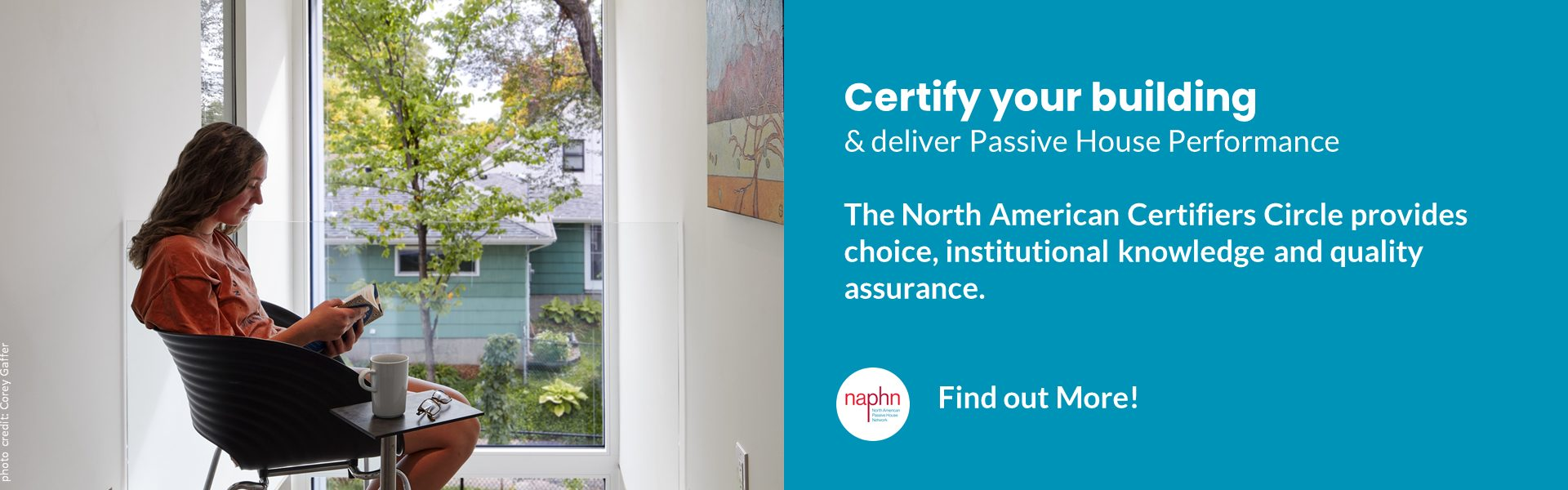 Certify your Building