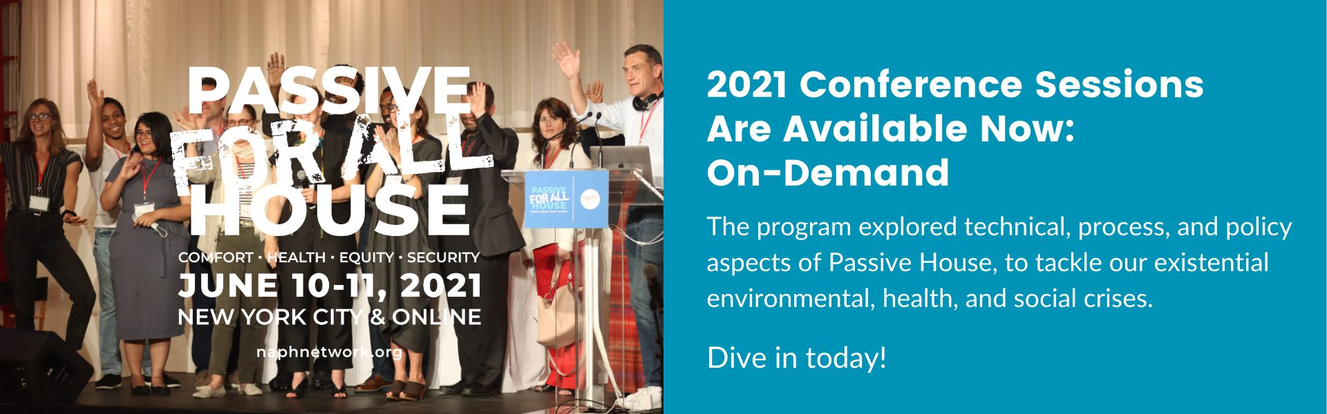 Watch the PH2021 Conference Sessions On-Demand